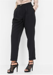 "Pantalone con pinces ""Marcell von Berlin for bonprix"", Marcell von Berlin for bonprix, Nero"