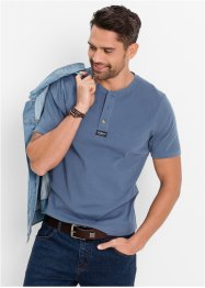 T-shirt regular fit, John Baner JEANSWEAR, Verde oliva