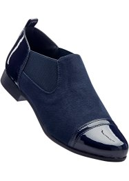 Scarpa bassa, bpc bonprix collection, Blu scuro