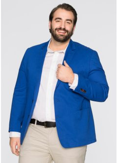 Giacca in cotone regular fit, bpc selection, Blu