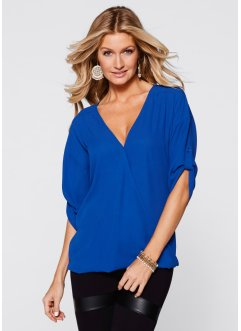 Blusa, BODYFLIRT boutique, Blu