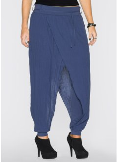 Pantalone 2 in 1, RAINBOW, Nero washed out