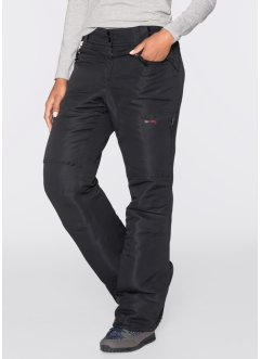 Pantaloni termici, bpc bonprix collection, Nero
