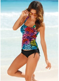 Tankini, bpc selection, Fantasia multicolore
