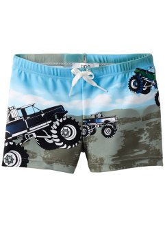 Pantaloncini da bagno, bpc bonprix collection, Blu