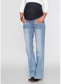 Jeans prémaman, bpc bonprix collection, Medium blu bleached