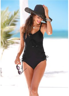 Tankini minimizer con ferretto, bpc selection, Nero