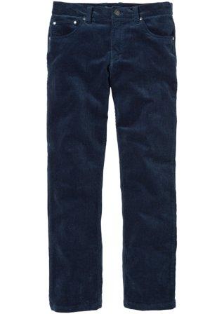 Humble Prezzo Pantalone in velluto elasticizzato regular fit straight