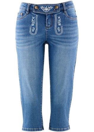 Lowly Prezzo Pinocchietto di jeans bavaresi