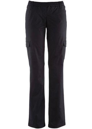 Pantalone termico cargo senza chiusura