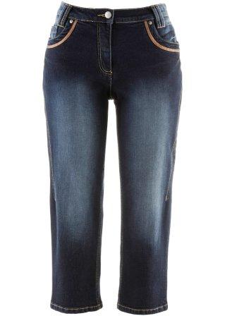 Pinocchietto in jeans