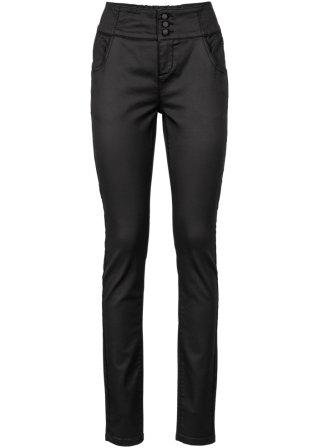 Pantalone elasticizzato rivestito