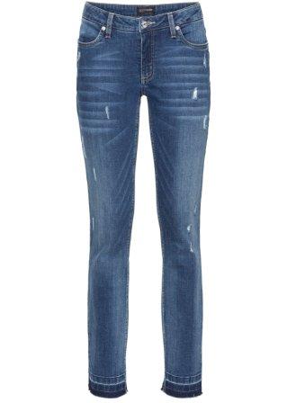 Jeans elasticizzato skinny 7/8