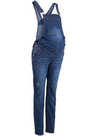 promozioni Salopette di jeans prémaman a gamba stretta