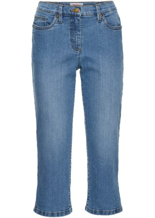 Pinocchietto in jeans elasticizzato
