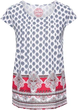 fornitura T-shirt in cotone stampata