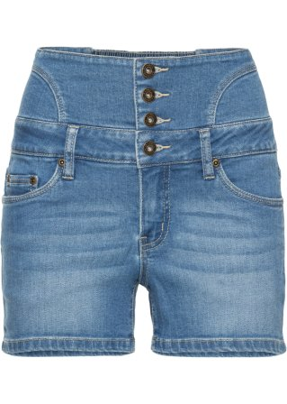 Le vendite Shorts di jeans a vita alta