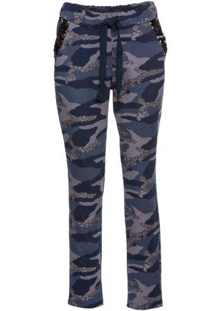 Autorizzazione Pantalone in felpa con glitter