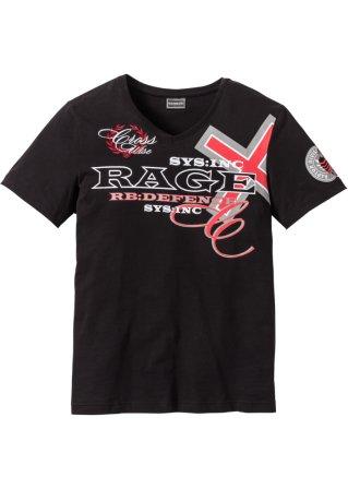 prezzo più basso T-shirt con scollo a V slim fit