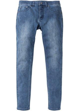 Acquista online Jeans elasticizzato skinny straight con poliestere riciclato