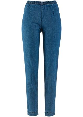 Leggings in jeans