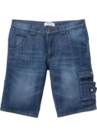 Bermuda di jeans regular fit