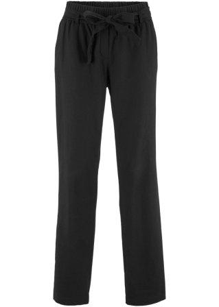 stile di fashional Pantaloni in misto lino