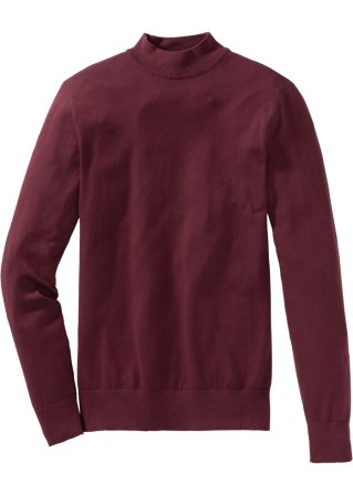 Pullover a collo alto regular fit