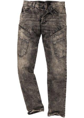 Jeans elasticizzati slim fit straight