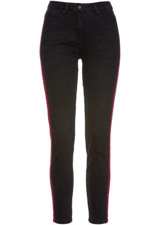 Pantaloni elasticizzati con velluto
