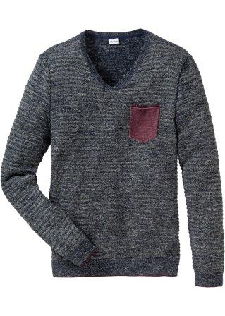 Best Value Pullover con scollo a V regular fit