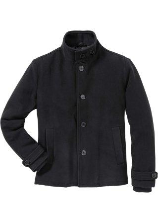 Giacca in tessuto effetto lana regular fit