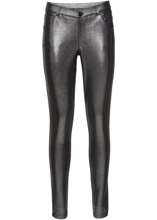 Acquista online Pantalone in jersey metallizzato