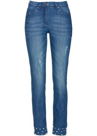 Prezzo abbordabile Jeans 7/8 con perle