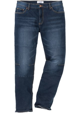 Jeans elasticizzato regular fit tapered