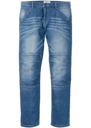 Jeans elasticizzati regular fit straight