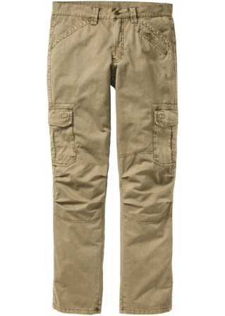 Ultimo Pantaloni cargo loose fit straight