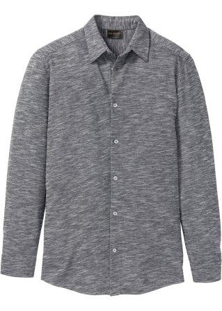 In vendita Camicia a manica lunga melange