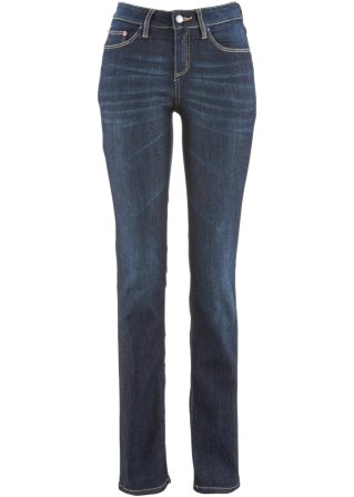 Jeans elasticizzato straight