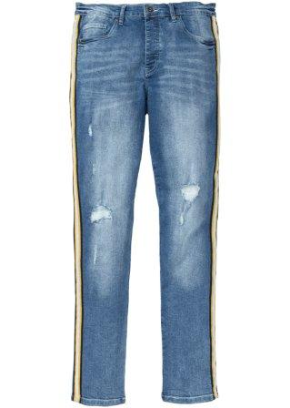Jeans elasticizzato slim fit straight