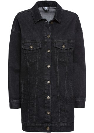 Giacca di jeans oversize