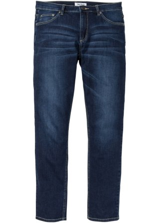Jeans ultra elasticizzato regular fit tapered