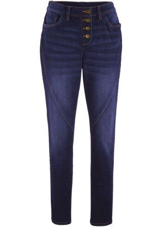 Offerte online Jeans elasticizzato boyfriend con cinta elastica