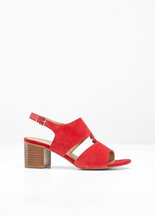 Donna Scarpe Sandalo in pelle