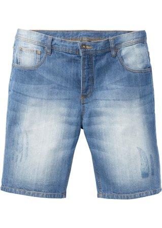 Bermuda in jeans