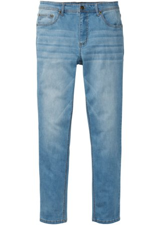 Best quality Jeans elasticizzati con T-400 slim fit straight Premium
