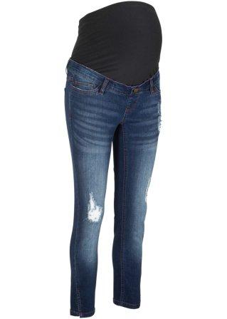 Acquista ora Jeans prémaman cropped