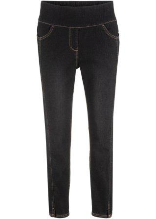 Nuove Uscite Jeans elasticizzato 7/8 a vita alta