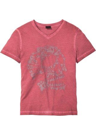 Best quality T-shirt effetto lavato slim fit