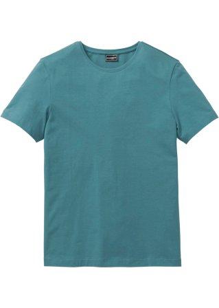 T-shirt elasticizzata slim fit
